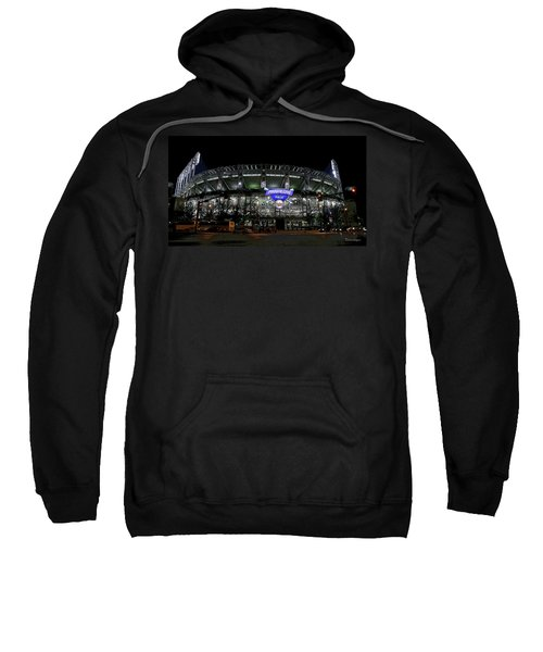 Home Of The Cleveland Indians Sweatshirt