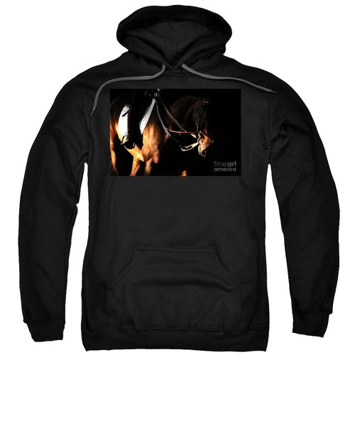 Horse In The Shade Sweatshirt