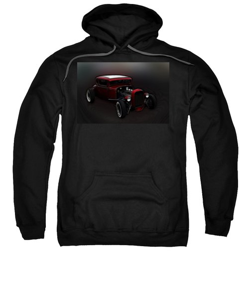 Hot Rod Ford Art Sweatshirt