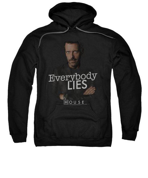 House - Everybody Lies Sweatshirt