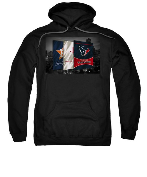 Houston Sports Teams Sweatshirt