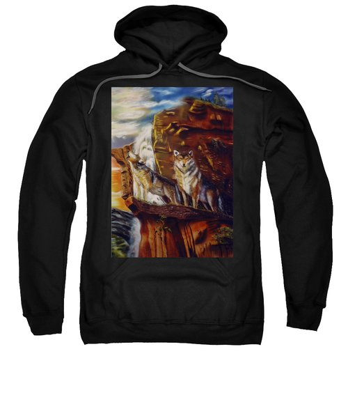 Howling For The Nightlife  Sweatshirt