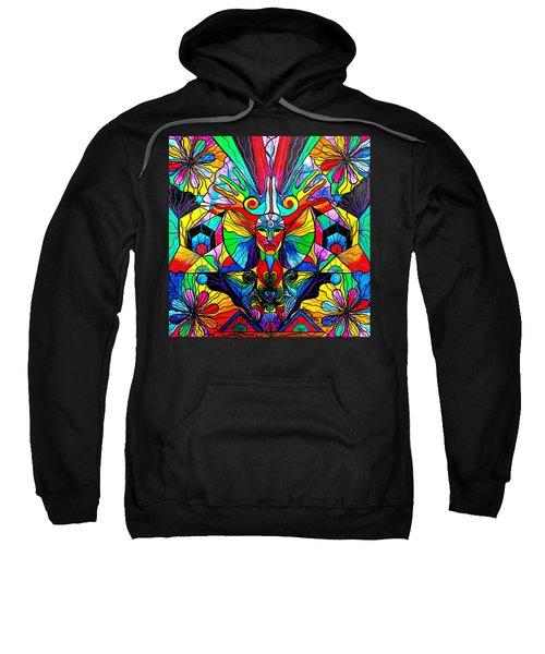 Human Self Awareness Sweatshirt