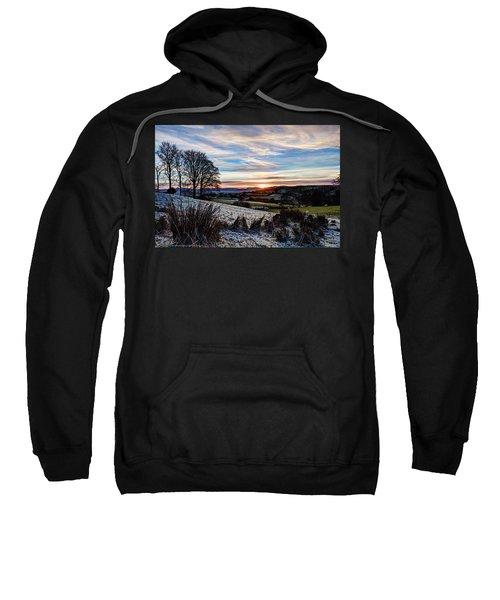 Icy Sunset Sweatshirt