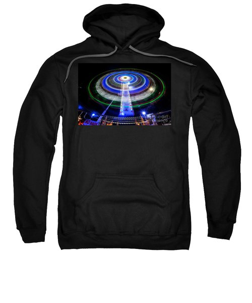 In A Spin Sweatshirt