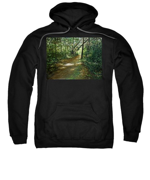 In And Out Of The Shadows Sweatshirt