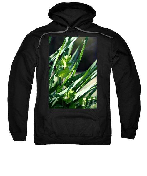 In The Grass Sweatshirt