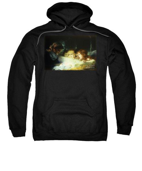 In The Manger Sweatshirt