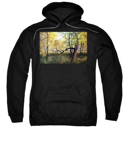 In The Refuge Sweatshirt