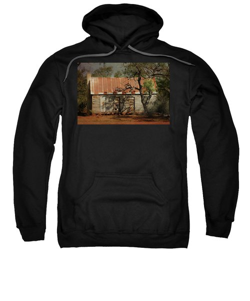In The Shadow Of Time Sweatshirt