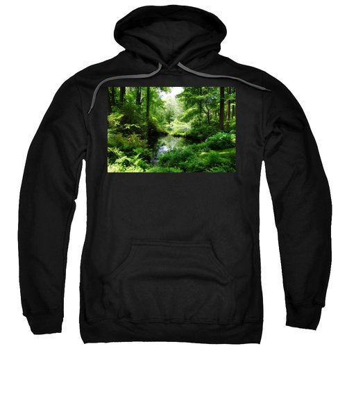 In The Stillness Sweatshirt