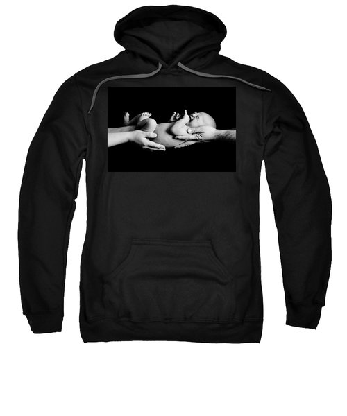 In Your Hands Sweatshirt
