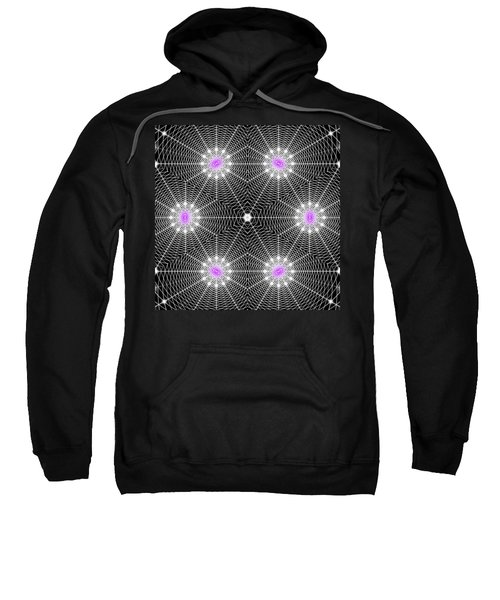 Infinity Grid Six Sweatshirt