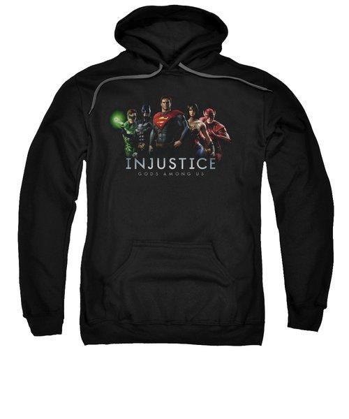 Injustice Gods Among Us - Injustice League Sweatshirt