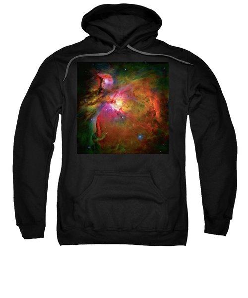 Into The Orion Nebula Sweatshirt