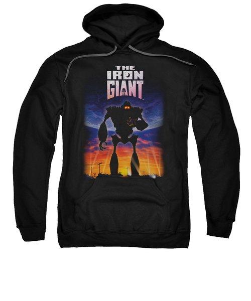 Iron Giant - Poster Sweatshirt
