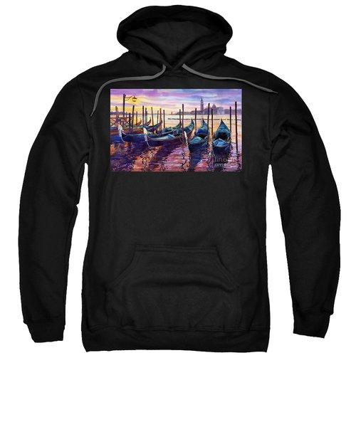 Italy Venice Early Mornings Sweatshirt