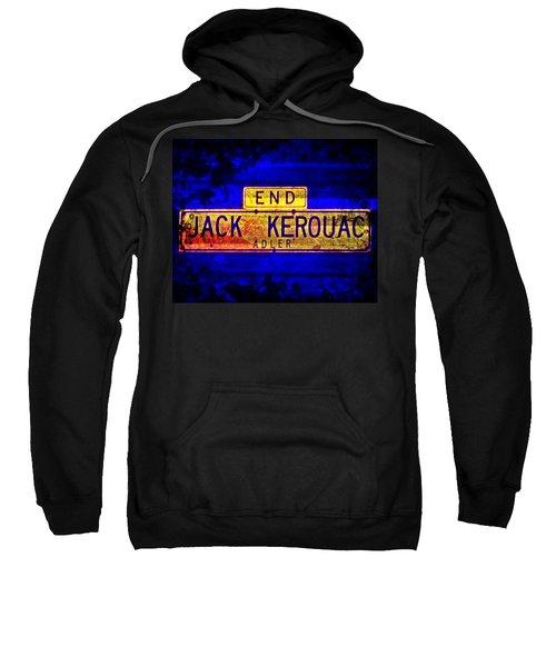 Jack Kerouac Alley Sweatshirt