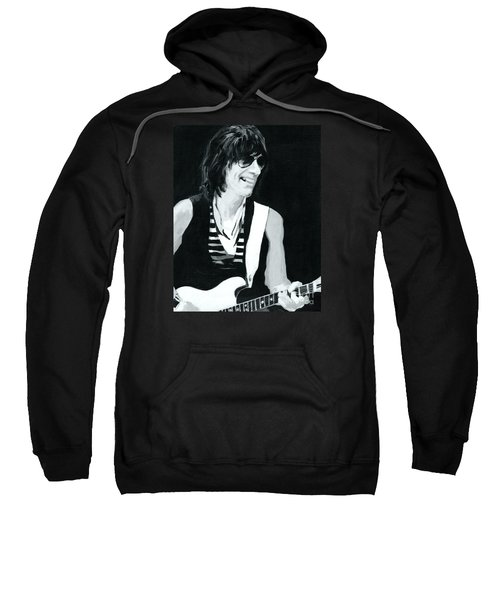 Jeff Beck-emotion And Commotions Sweatshirt