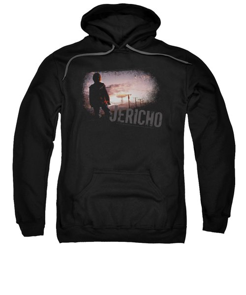 Jericho - Mushroom Cloud Sweatshirt