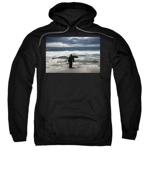Jesus Christ- Behold I Come Quickly Sweatshirt