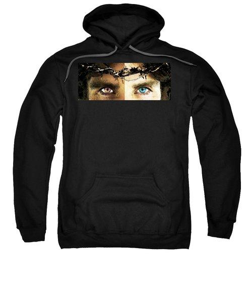 Jesus Christ - How Do You See Me Sweatshirt