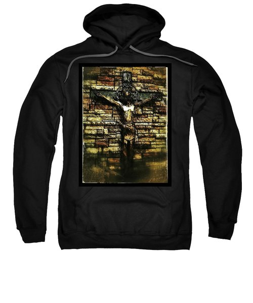 Jesus Coming Into View Sweatshirt