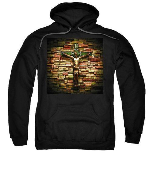 Jesus Is His Name Sweatshirt