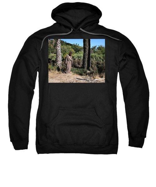 Jesus- Walk With Me Sweatshirt