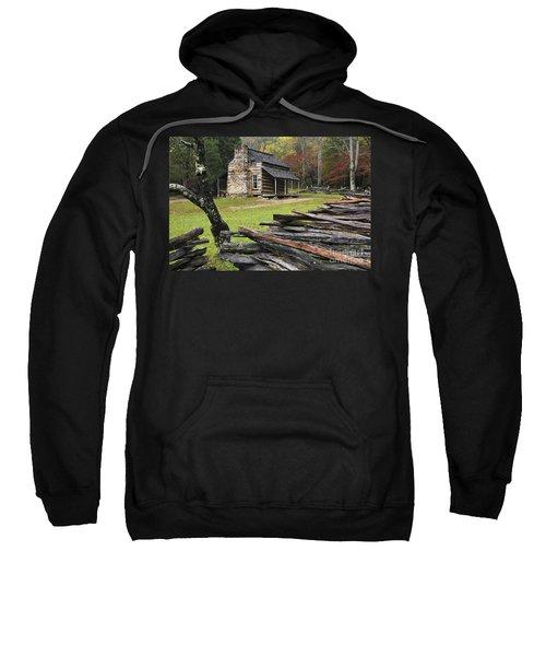 John Oliver Cabin - D000352 Sweatshirt