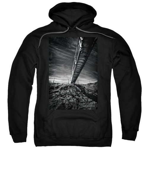 Journey To The Centre Of The Earth Sweatshirt