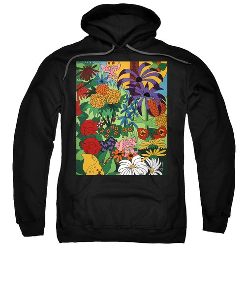 July Garden Sweatshirt
