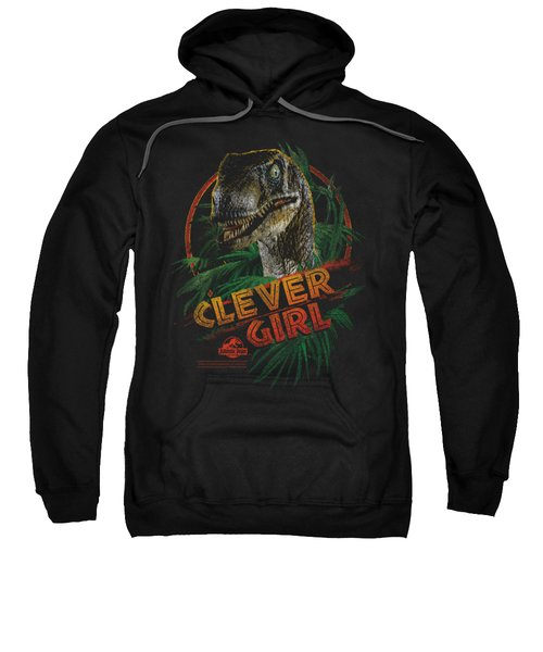 Jurassic Park - Clever Girl Sweatshirt by Brand A