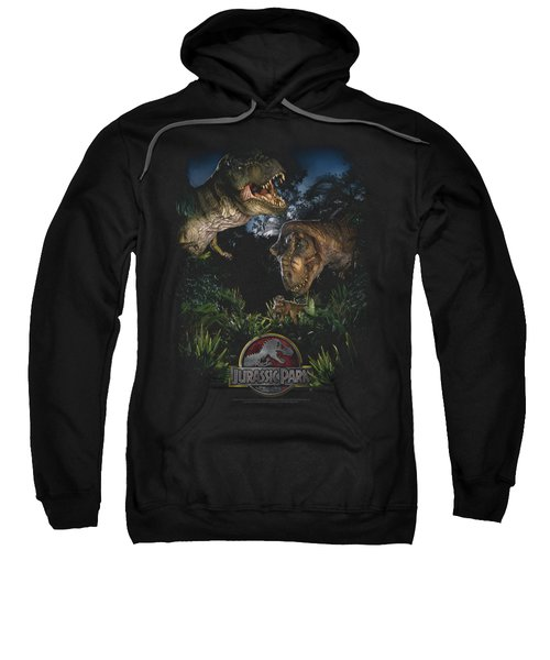 Jurassic Park - Happy Family Sweatshirt by Brand A