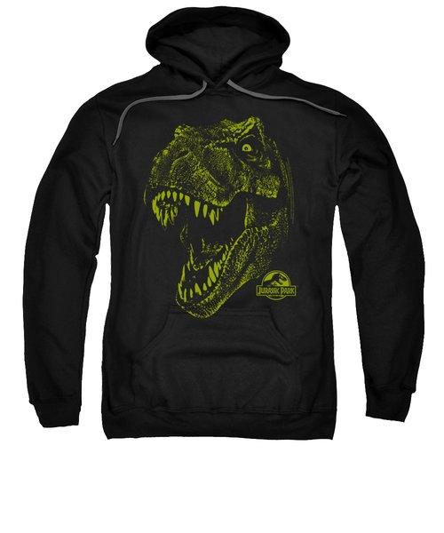 Jurassic Park - Rex Mount Sweatshirt by Brand A