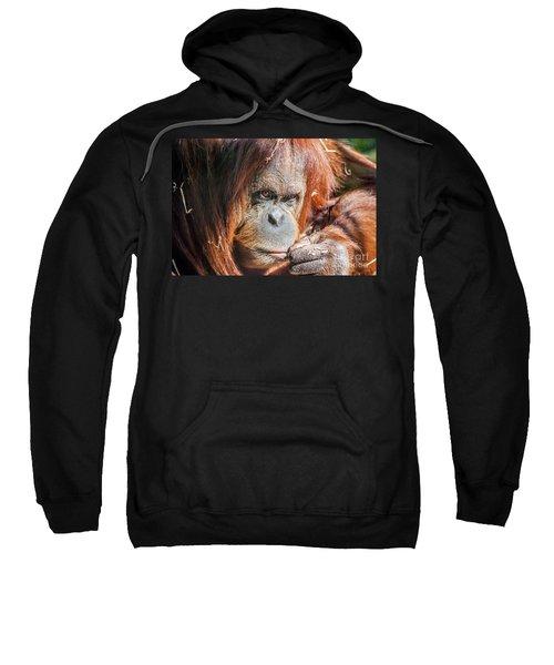 Just Thinking Sweatshirt