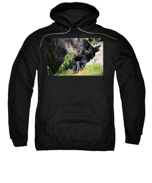 Kabibe The Baby Gorilla 5d27088 Sweatshirt