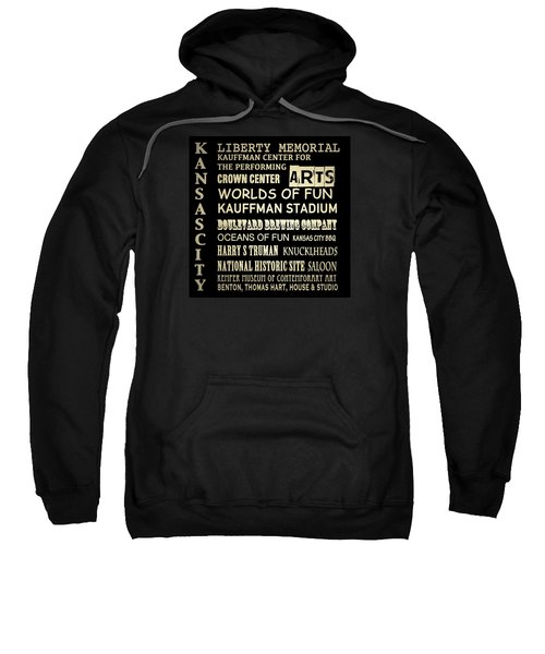 Kansas City Famous Landmarks Sweatshirt