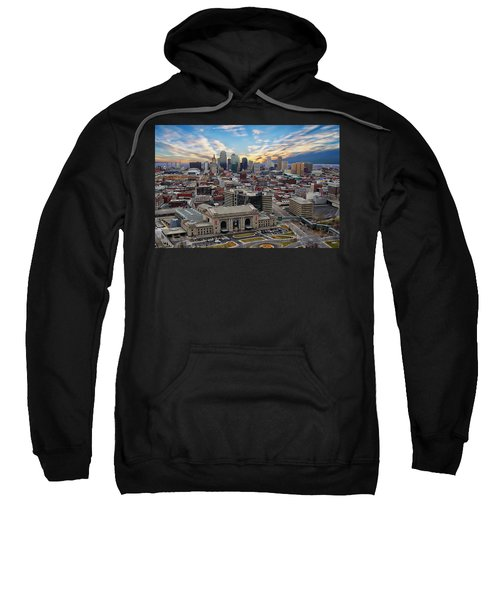 Kansas City Skyline Sweatshirt