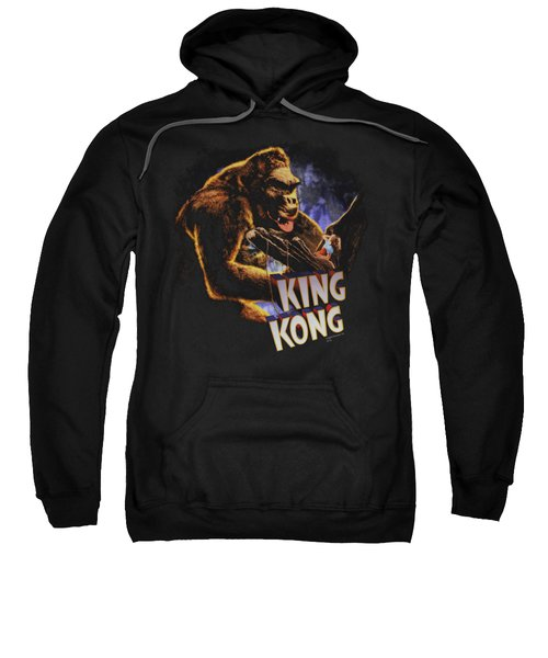 King Kong - Kong And Ann Sweatshirt by Brand A