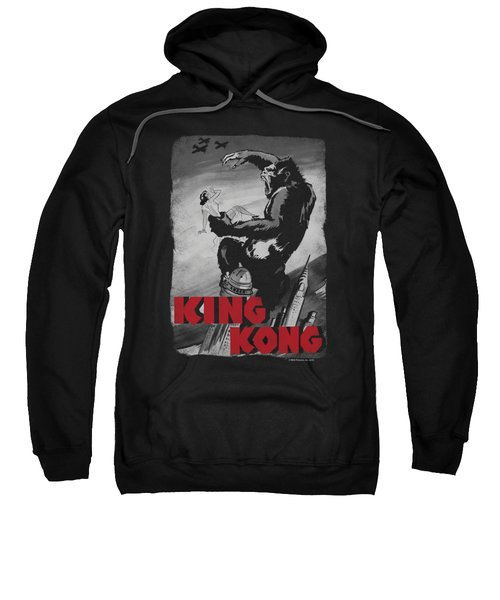 King Kong - Planes Poster Sweatshirt by Brand A