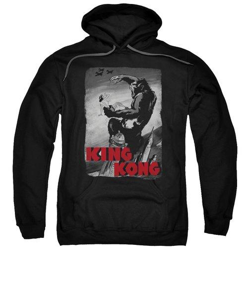 King Kong - Planes Poster Sweatshirt