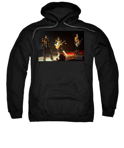 Kiss-3shot-0562 Sweatshirt