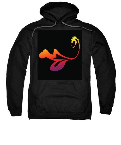 Kiss Me You Fool Sweatshirt
