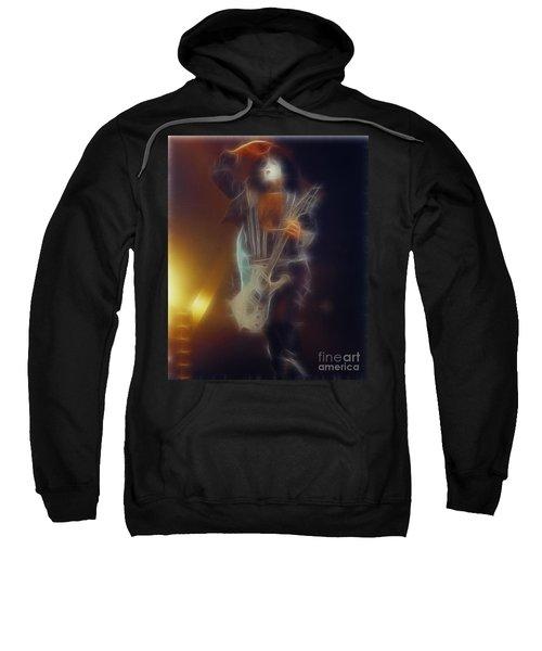 Kiss-paul-classic-fractal Sweatshirt