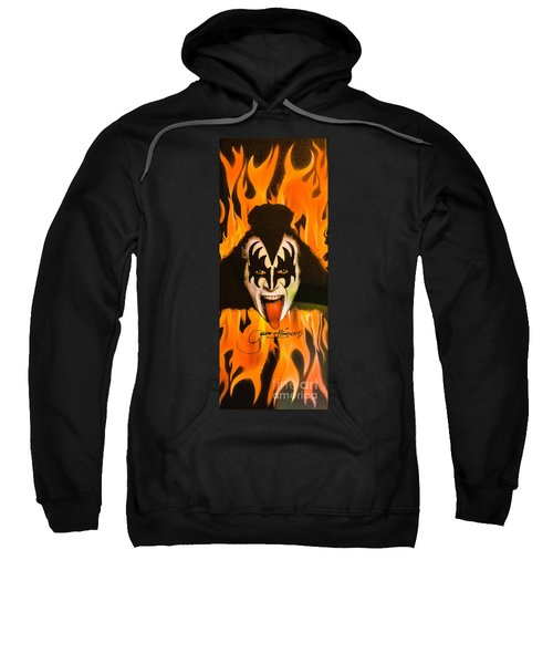 Kiss The Demon Sweatshirt