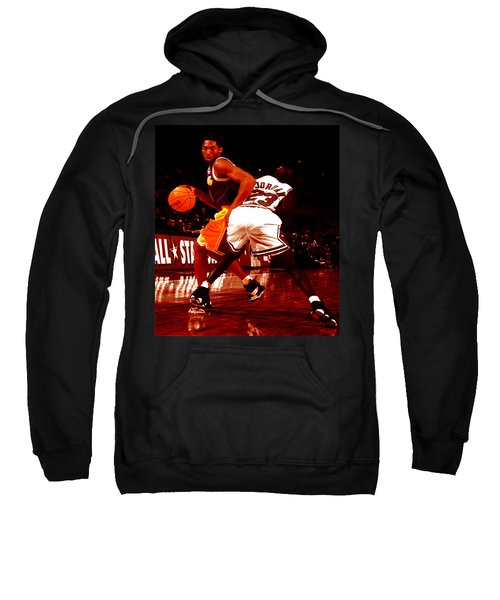 Kobe Spin Move Sweatshirt by Brian Reaves