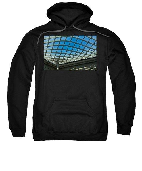 Kogod Courtyard Ceiling #3 Sweatshirt