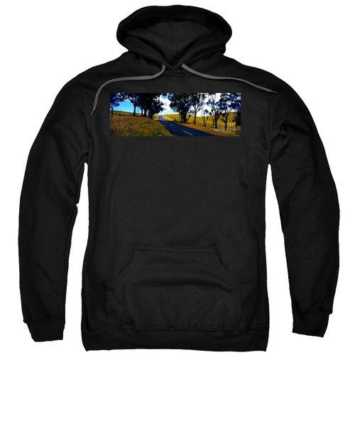 Kohala Mountain Road  Big Island Hawaii  Sweatshirt