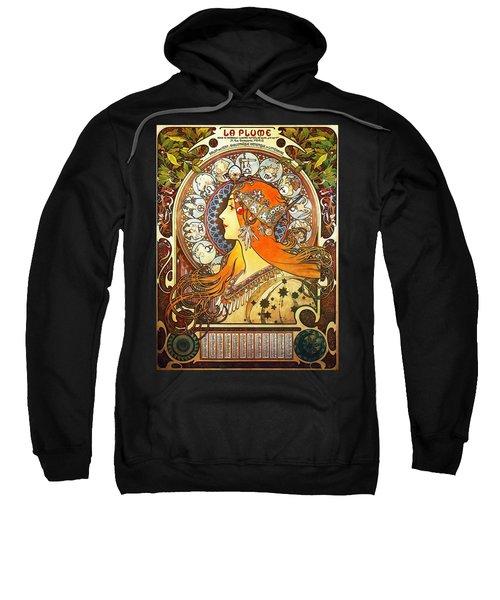 La Plume Zodiac Sweatshirt